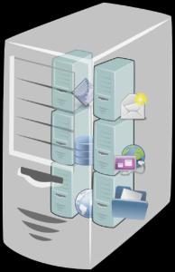 Serversysteme - virtualisiertes System