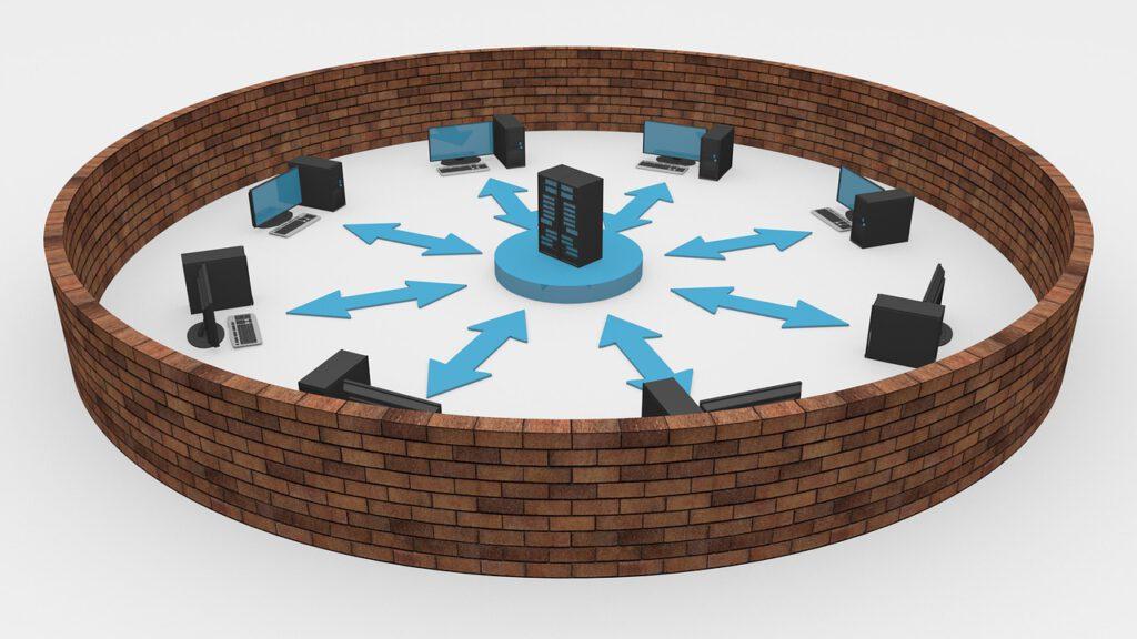Serversysteme - eine EDV optimal aufgebaut ohne ungewollte externe Zugriffe