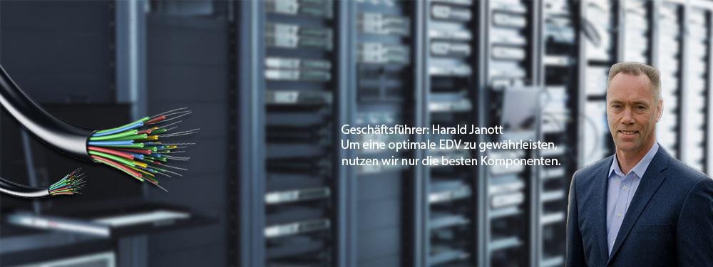 Janott GmbH - EDV Systemhaus in Lüneburg Geschäftsführer