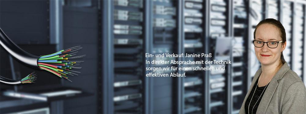 Janott GmbH - EDV Systemhaus in Lüneburg Ein- und Verkauf