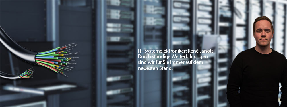 Janott GmbH - EDV Systemhaus in Lüneburg IT- Systemadministrator