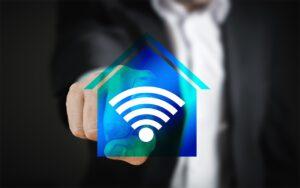 Smart Home über Funknetzwerk Systemhaus Janott GmbH Lüneburg